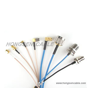 RG179 MIL Spec RF Coaxial Cable