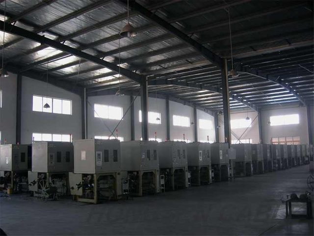 High-Speed braiding machine 1